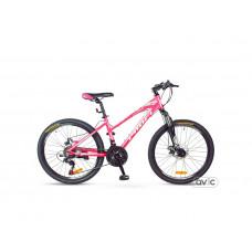Велосипед горный (MTB) Profi Elegance 27,5/рама 19 розовый (G275ELEGANCE A275.1)