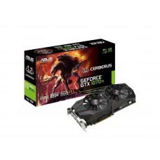 Видеокарта ASUS GeForce GTX 1050 Ti CERBERUS Advanced 4GB (CERBERUS-GTX1050TI-A4G)