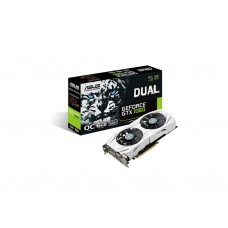Видеокарта Asus GeForce GTX 1060 6Gb GDDR5 (DUAL-GTX1060-O6G)