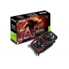 Видеокарта ASUS GeForce GTX 1050 Ti CERBERUS OC 4GB (CERBERUS-GTX1050TI-O4G)