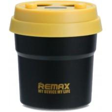 Автомобильное зарядное устройство Remax Coffee Cup Car Charger CR-2XP 2USB Black